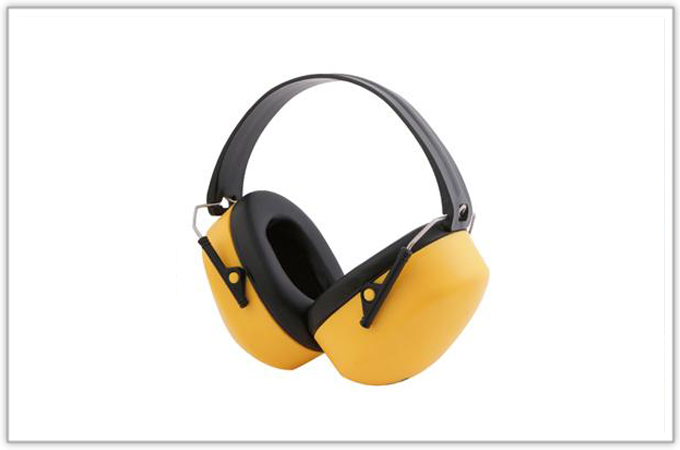 162折叠式耳罩